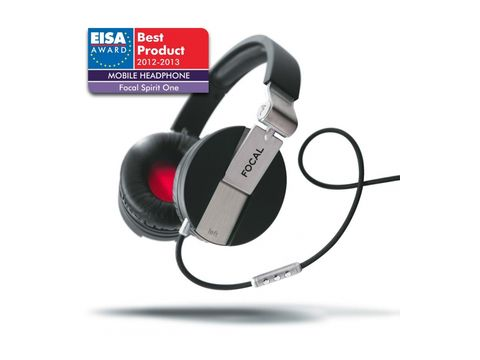 Focal Spirit One – победа в EISA 2012-2013